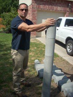 Concrete Slab Foundation Service in San Antonio